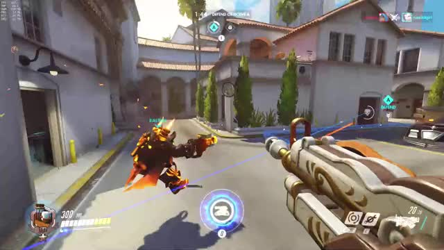 Game breaking animation cancel for Bastion, lets you