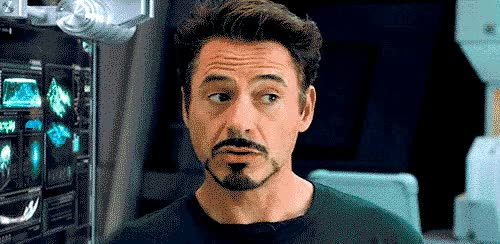 Watch and share Johnnydepp GIFs and Tonystark GIFs by Reactions on Gfycat