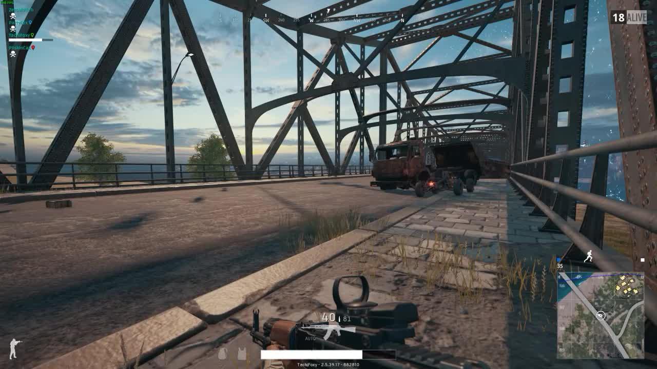 Quad Bridge Kill