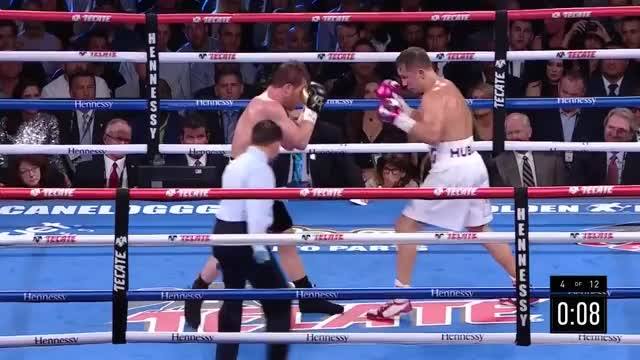 Watch Canelo Alvarez VS Gennady Golovkin-1 GIF on Gfycat. Discover more related GIFs on Gfycat