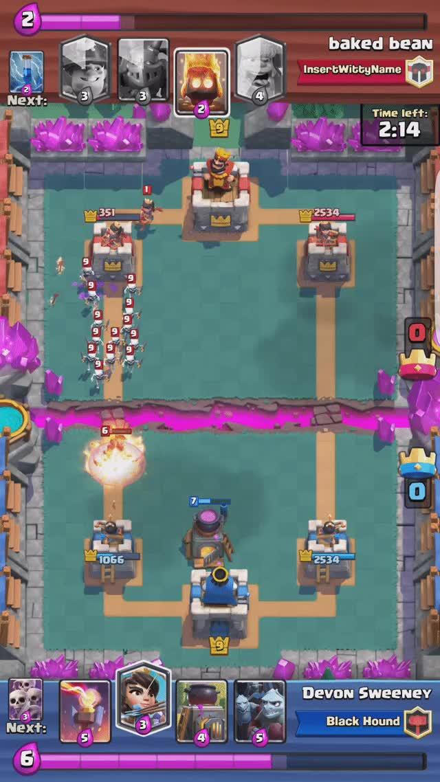 Watch princess bug GIF on Gfycat. Discover more clash royale, clashroyale, cr GIFs on Gfycat