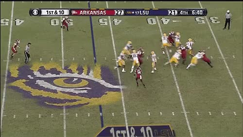 Watch and share Jarvis-Landry-robs-Arkansas-a GIFs on Gfycat