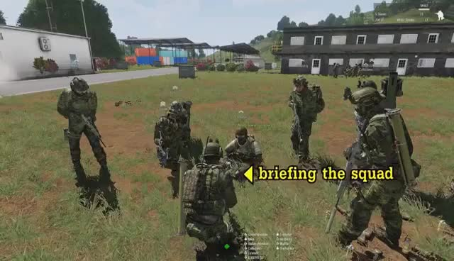 Watch and share Random Arma3 Bullshittery (part 5) GIFs on Gfycat