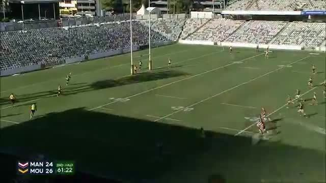 HighlightGIFS, highlightgifs, [NRL] A future star of the game.. Luke Page - the wrecking ball (reddit) GIFs