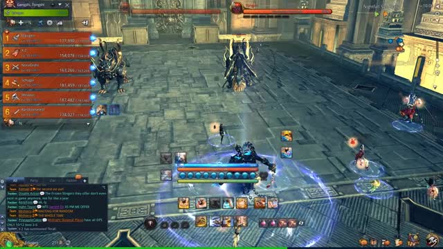 Watch and share Blade And Soul GIFs and Skybreak Spire GIFs on Gfycat