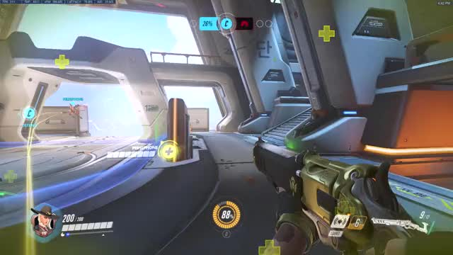 Watch ashe GIF on Gfycat. Discover more overwatch GIFs on Gfycat