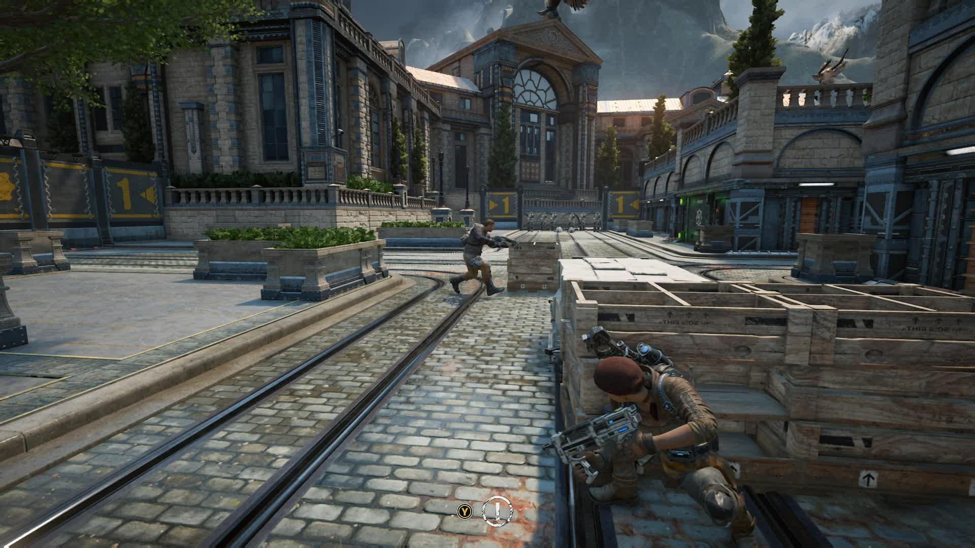 Gears of War 4 GIFs