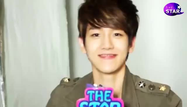 Watch and share Baekhyun GIFs on Gfycat