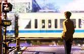 "Watch aaa""aaa GIF on Gfycat. Discover more 5 centimeters per second, 5 cm per second, About distance, Animation, Anime, Beautiful movie is beautiful, Byousoku 5 cm, Love, Tohno and Akari GIFs on Gfycat"