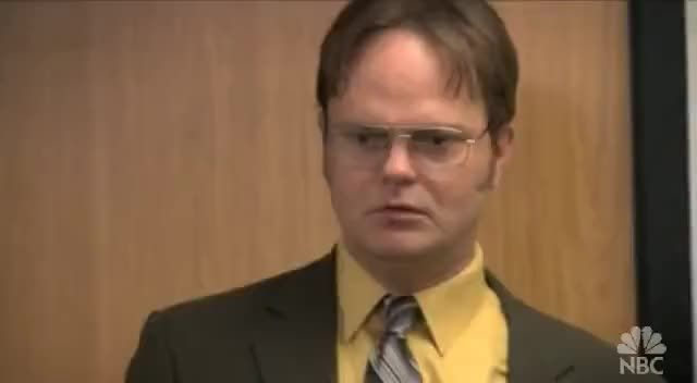 Watch and share Rainn Wilson GIFs by draxus on Gfycat