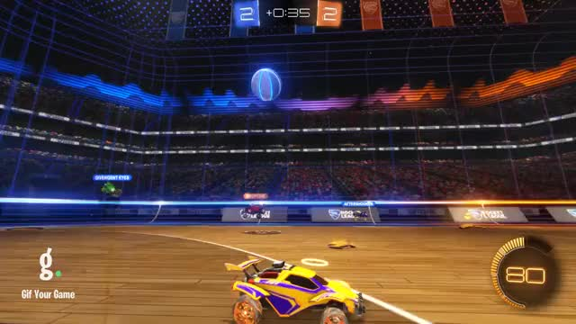 Watch Shot 14: divergent eyes GIF by Gif Your Game (@gifyourgame) on Gfycat. Discover more Gif Your Game, GifYourGame, Rocket League, RocketLeague, Shot, mario7354 GIFs on Gfycat
