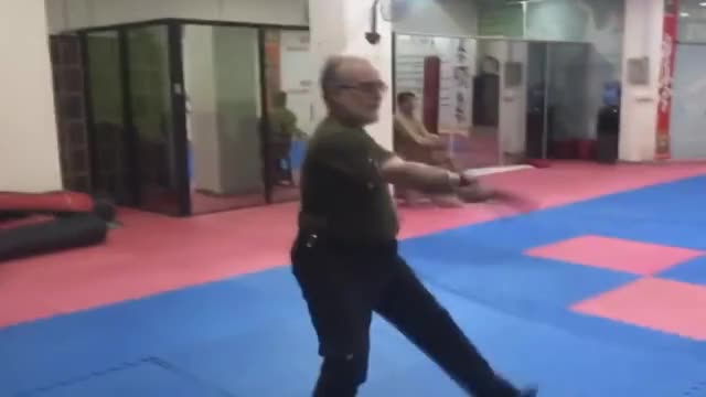 Watch and share Zaid Hamid Sir: Encouraging Youth To Take Martial Arts Training... GIFs by The Livery of GIFs on Gfycat