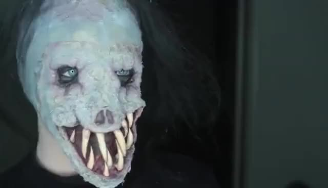 Watch and share Glam And Gore Monster GIFs on Gfycat