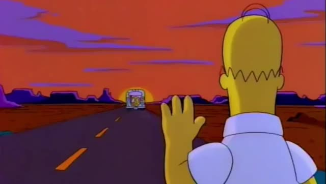 Watch this simpsons GIF by GIF Queen (@ioanna) on Gfycat. Discover more bye, bye bye, farewell, gif brewery, goodbye, homer, simpson, simpsons, the simpsons, top-10-saddest-tv-goodbyes GIFs on Gfycat