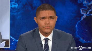 Watch and share Trevor Noah GIFs and 考え中 GIFs on Gfycat