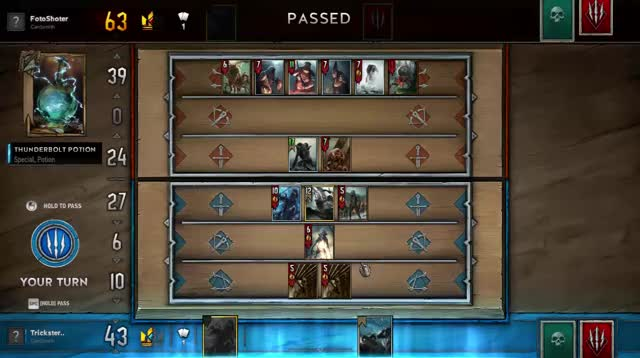Watch Hail the Hailstorm GIF on Gfycat. Discover more gwent GIFs on Gfycat