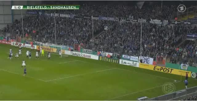 Watch and share Arminia GIFs and Soccer GIFs on Gfycat