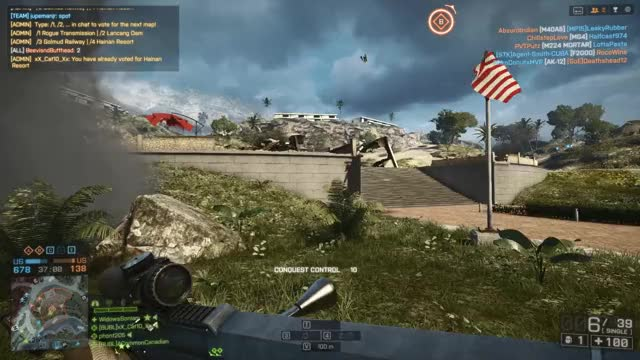 Watch and share Battlefield 4 2020.03.15 - 23.39.44.04.DVR GIFs by cat10_ on Gfycat