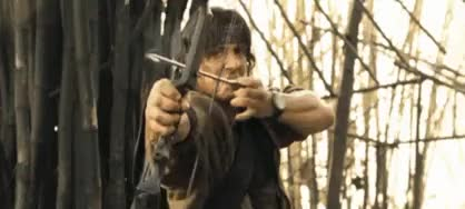 Watch and share Sylvester Stallone GIFs and Rambo GIFs on Gfycat
