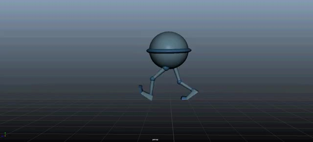 Watch and share Sef Najjar Walk Cycle Ball V01 GIFs on Gfycat