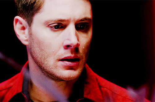 jensen ackles, Squee reaction GIFs