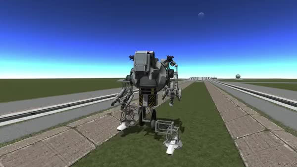 Watch and share Successful Mech! GIFs on Gfycat