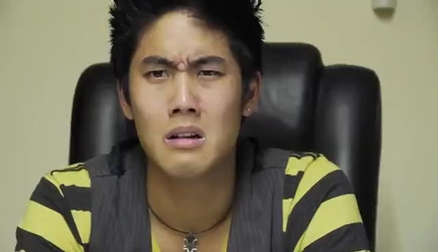 Watch The Audition GIF on Gfycat. Discover more Best Crew, Kevin Wu, Nigahiga, Ryan Higa, The Audition GIFs on Gfycat