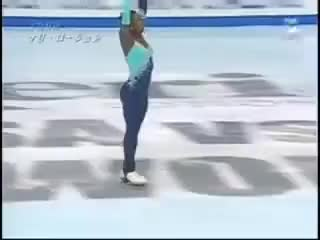 Watch and share Figure Skating GIFs on Gfycat