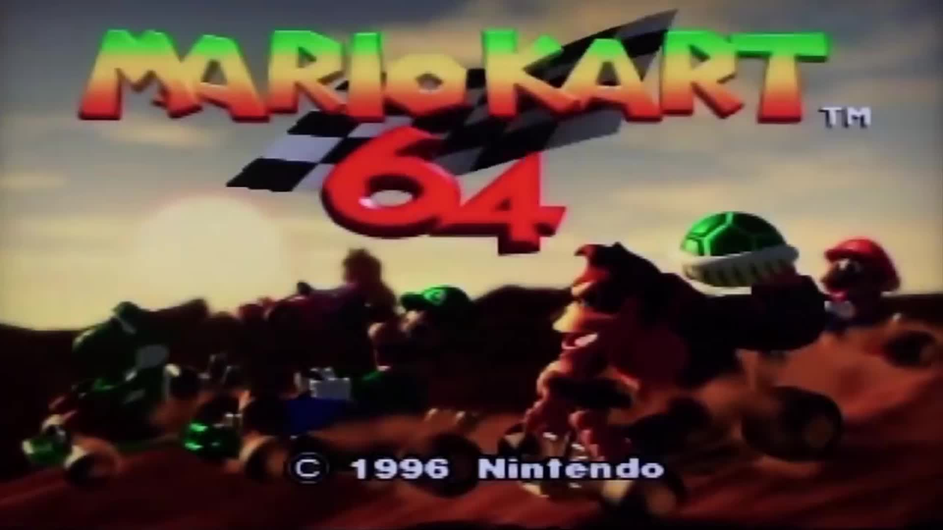 MarioKart GIFs