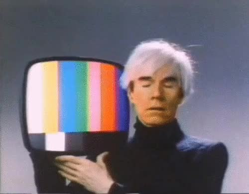 Watch and share Andy Warhol Animated Gif GIFs on Gfycat