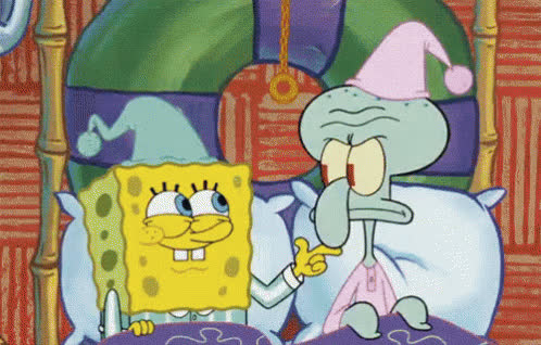 Bae Sponge Bob GIFs
