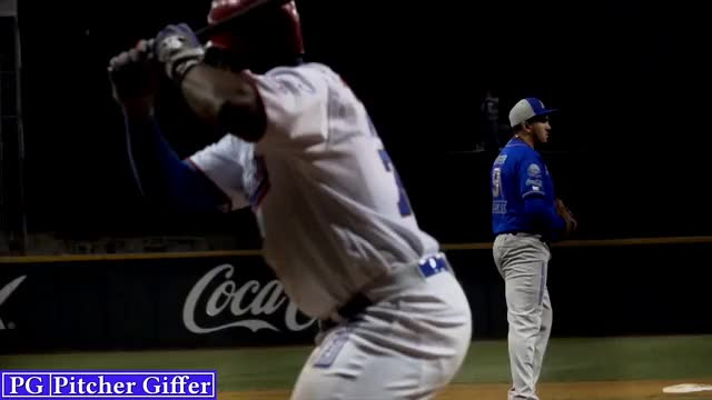 Watch and share Winston Lavendier GIFs and Baseball GIFs by Pitcher Giffer on Gfycat