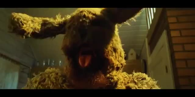 Watch Bunny the Killer Thing 2015 [screamhorrormag.com] GIF on Gfycat. Discover more Horror, Magazine, Rabbit, bunny, killer, scream, trailer GIFs on Gfycat
