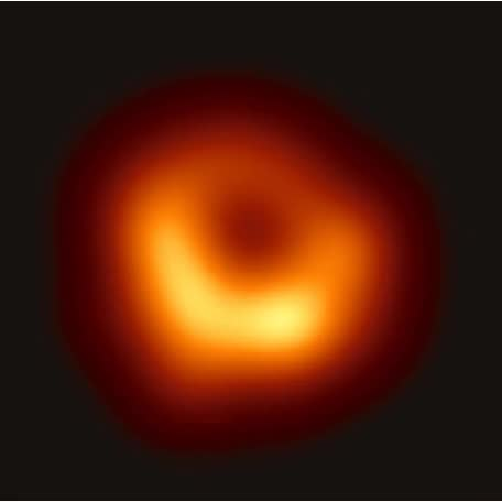 Watch and share Black Hole M87 Animation [OC] GIFs on Gfycat