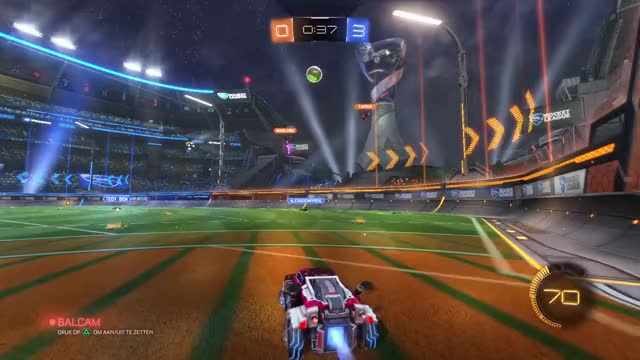 Watch and share Double Explosion GIFs and Rocket League GIFs by Shooter2409 on Gfycat