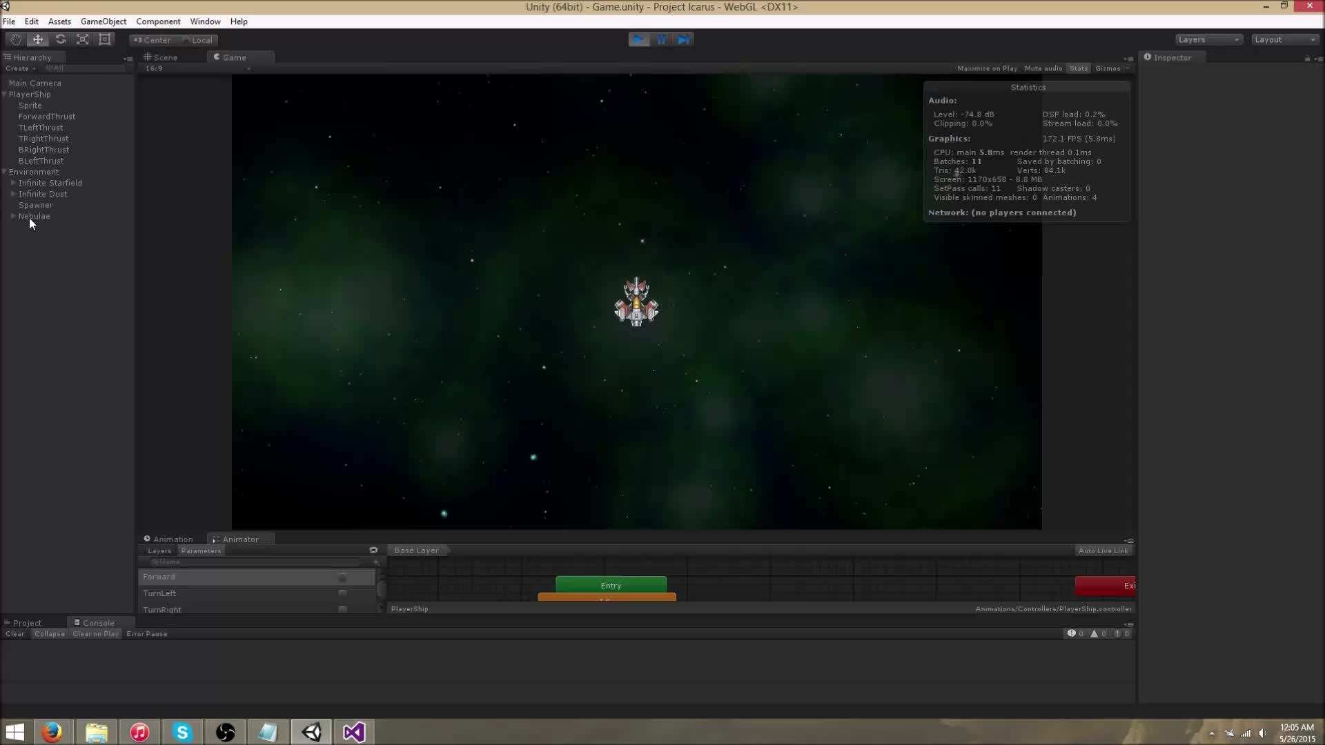 Unity2D, unity2d, SpaceShooterWIP01 GIFs