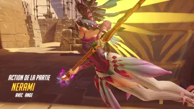 Watch Mercy GIF by @nerami on Gfycat. Discover more mercy, overwatch GIFs on Gfycat