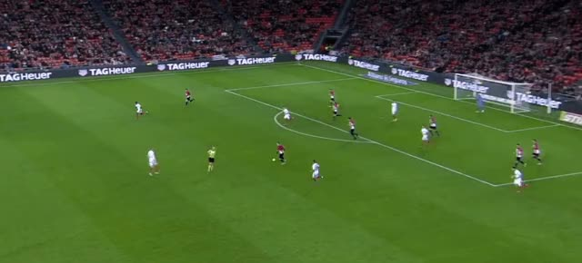 Watch Iñaki Williams run and goal vs Sevilla 18-19 02 GIF by FIFPRO Stats (@rahspot) on Gfycat. Discover more soccer GIFs on Gfycat