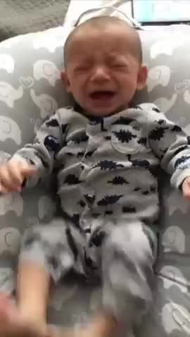 Watch Mom's shirt helps calm a crying baby GIF by gangbangkang (@gangbangkang) on Gfycat. Discover more related GIFs on Gfycat