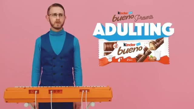 Watch and share Kinder Bueno Presents: Bills Bills Bills GIFs on Gfycat