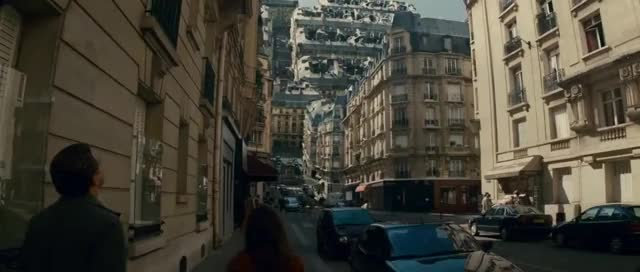 Watch this inception GIF on Gfycat. Discover more film, inception GIFs on Gfycat