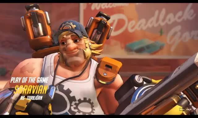 Watch Reddit Torbjörn GIF by @saravian on Gfycat. Discover more Overwatch GIFs on Gfycat