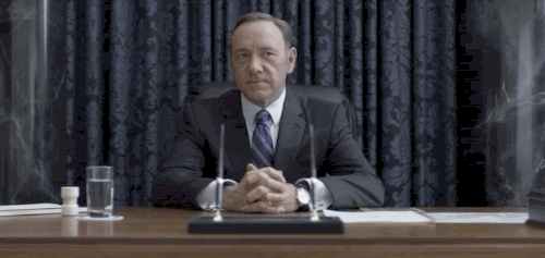 houseofcards, kevin spacey, Kevin Spacey in House of Cards GIFs