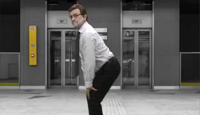 Watch ¡Claro que sí guapi! - Rajoy y Susana Díaz   El Acabose GIF on Gfycat. Discover more related GIFs on Gfycat
