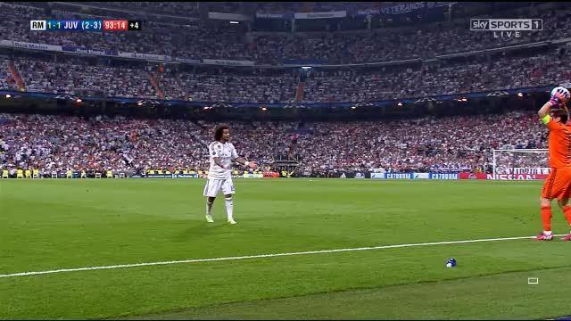 realmadrid, soccer, Post Match Thread: Real Madrid 1 - 1 Juventus (2-3 on aggregate) (reddit) GIFs