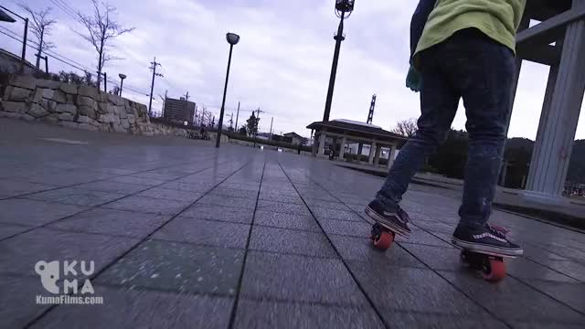 Watch Free Skates are Strangely Awesome 2 (Japan) GIF on Gfycat. Discover more freeline, kuma films, skates GIFs on Gfycat
