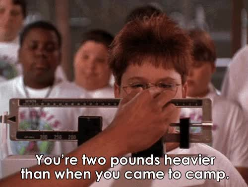 Watch heavyweights movie GIF on Gfycat. Discover more ben stiller GIFs on Gfycat