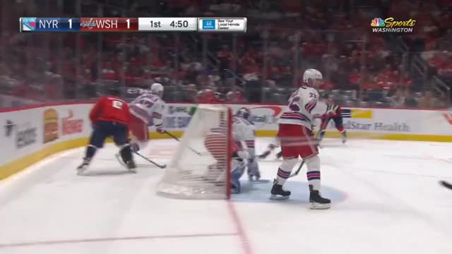 Watch and share Washington Capitals GIFs and New York Rangers GIFs by Beep Boop on Gfycat