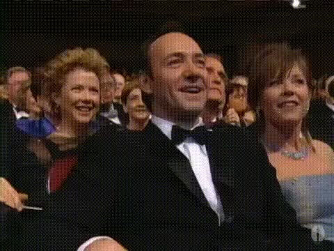 Watch Kevin Spacey GIF on Gfycat. Discover more academy awards, american beauty, billy crystal, kevin spacey, oscars GIFs on Gfycat