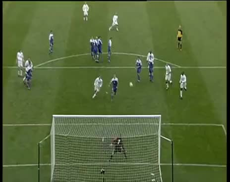 Watch and share David Beckham's Free Kick Against Greece GIFs on Gfycat